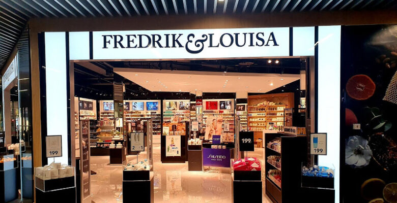 Fredrik og Louisa Elverum