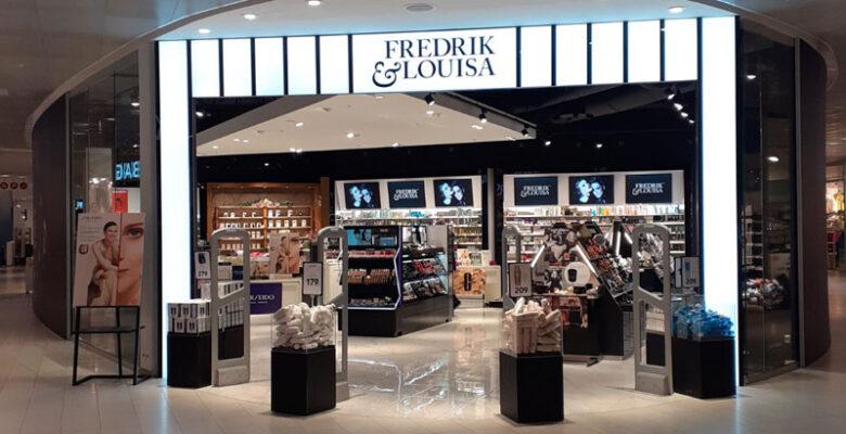 Fredrik og Louisa Sirkus Shopping