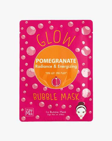 Produktbilde for Glow Bubble Mask Pomegranate 25g hos Fredrik & Louisa