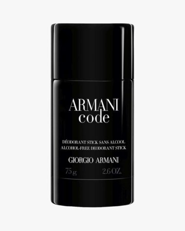 Produktbilde for Armani Code Deodorant Stick 75g hos Fredrik & Louisa