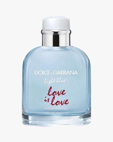 Produktbilde for Light Blue Love Is Love for him EdT 125ml hos Fredrik & Louisa