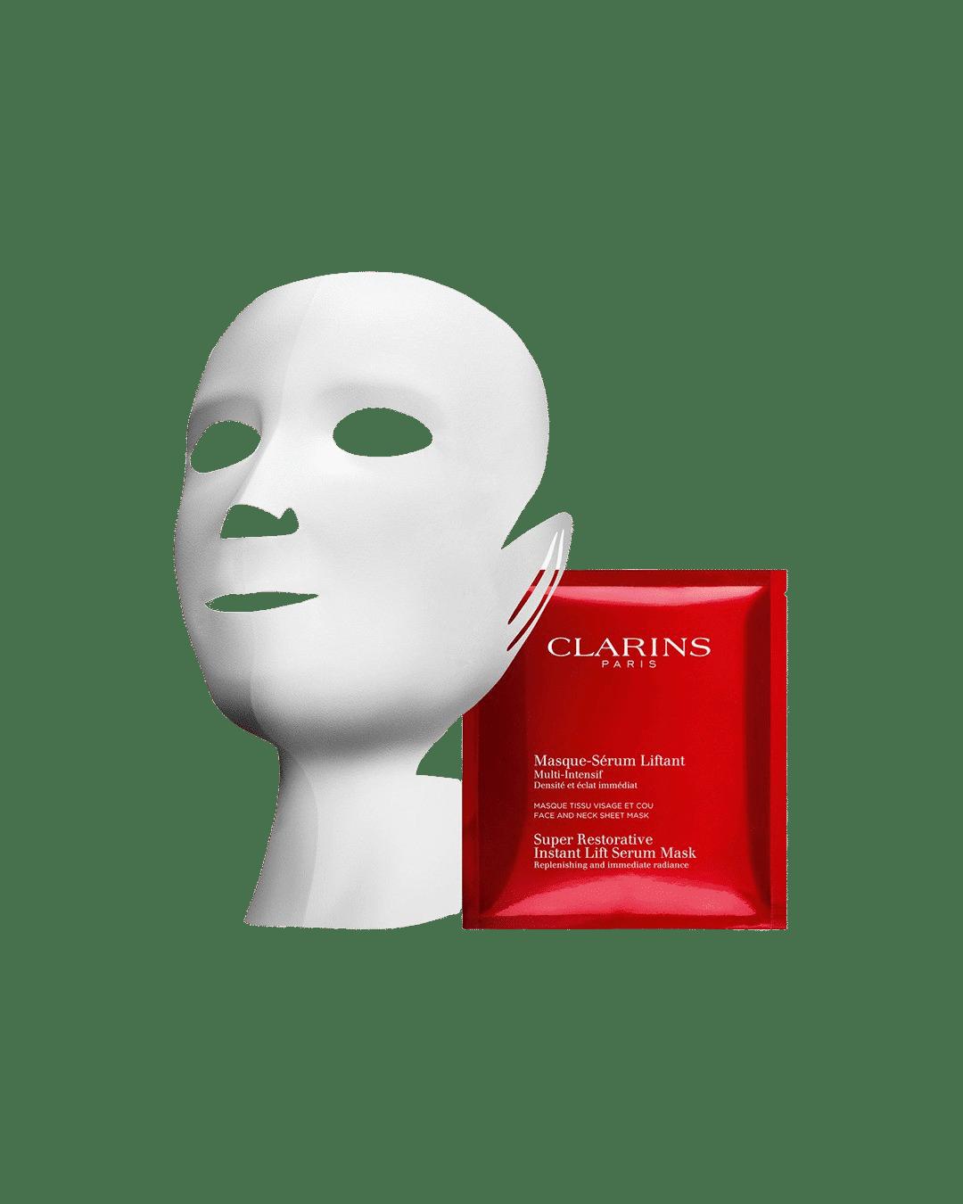 Super Restorative Instant Lift Serum-Mask 5 x 20ml