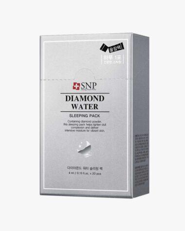 Produktbilde for Diamond Water Sleeping Pack 20x4ml hos Fredrik & Louisa