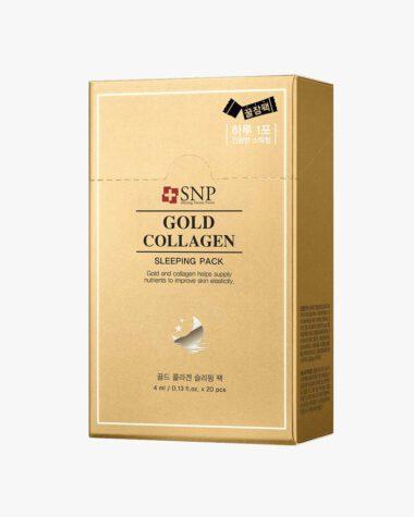 Produktbilde for Gold Collagen Sleeping Pack 20x4ml hos Fredrik & Louisa