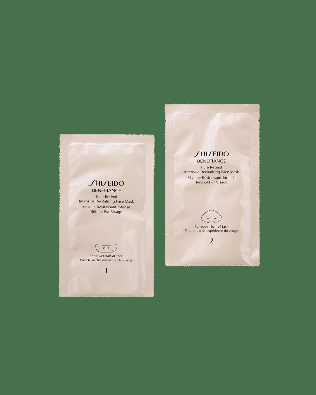 Pure Retinol Intensive Revitalizing Face Mask 4x2stk