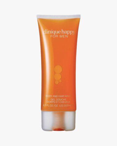 Produktbilde for Clinique Happy For Men Body And Hair Wash 200ml hos Fredrik & Louisa