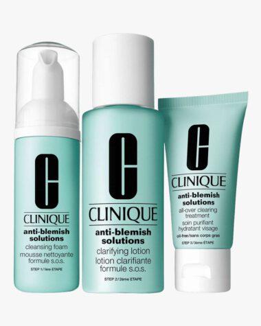 Produktbilde for Anti-Blemish Solutions 3-Step Skin Care System 180ml hos Fredrik & Louisa