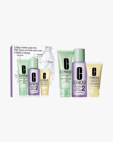 Produktbilde for 3-Step Skin Care Intro Set 3Pcs Skin Type 2 hos Fredrik & Louisa