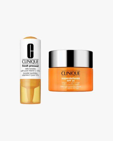 Produktbilde for Fresh Pressed 7-Day Recharge: Vitamin C + Superdefense Combonation/Oily hos Fredrik & Louisa
