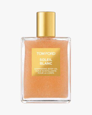 Produktbilde for Soleil Blanc Shimmering Body Oil Rose Gold 100ml hos Fredrik & Louisa