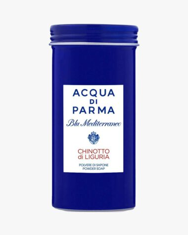 Produktbilde for Blu Mediterraneo Chinotto di Liguria Powder Soap 70g hos Fredrik & Louisa