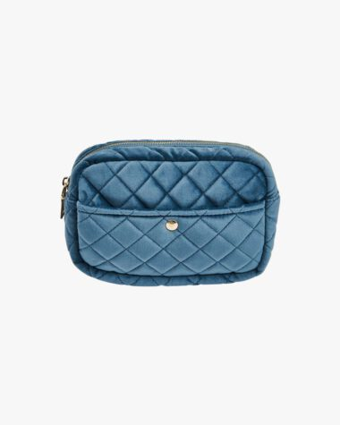 Produktbilde for Beauty Bag Aqua Blue Medium hos Fredrik & Louisa