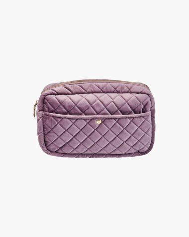 Produktbilde for Beauty Bag Dusty Purple Large hos Fredrik & Louisa