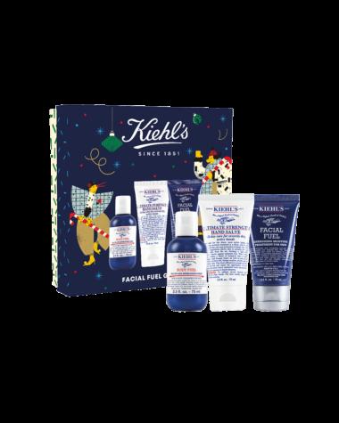 Kiehl'S Body Fuel All-In-One Wash 75ml Gift Box