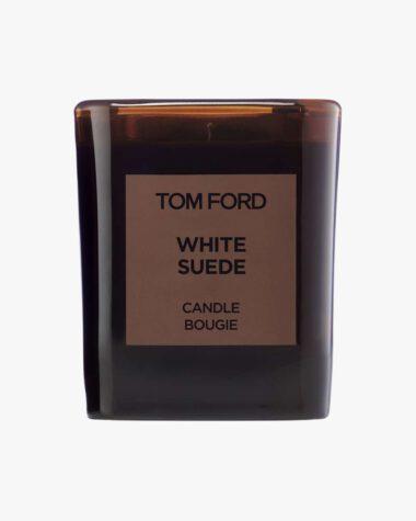 Produktbilde for White Suede Candle hos Fredrik & Louisa