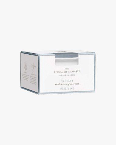 Produktbilde for The Ritual of Namaste Hydrating Overnight Cream Refill 50ml hos Fredrik & Louisa