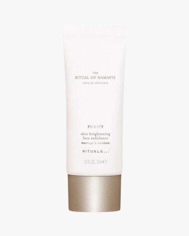 Produktbilde for The Ritual of Namaste Skin Brightening Face Exfoliator 75ml hos Fredrik & Louisa