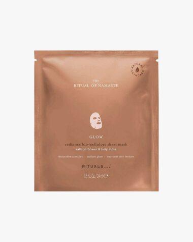 Produktbilde for The Ritual of Namaste Glow Radiance Sheet Mask 24ml hos Fredrik & Louisa