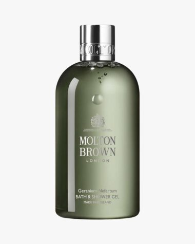 Produktbilde for Geranium Nefertum Bath & Shower Gel 300ml hos Fredrik & Louisa
