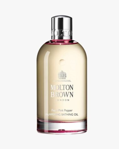 Produktbilde for Fiery Pink Pepper Pampering Bathing Oil 200ml hos Fredrik & Louisa