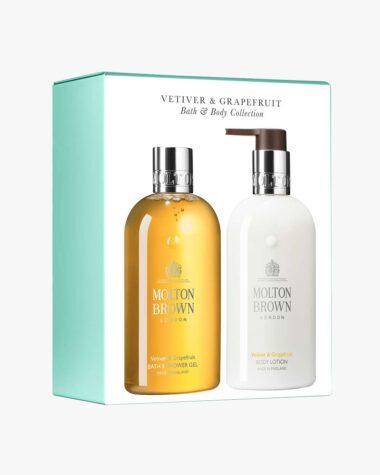 Produktbilde for Vetiver & Grapefruit Bathing Collection 2x300ml hos Fredrik & Louisa