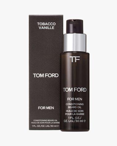 Produktbilde for Tobacco Vanille Conditioning Beard Oil 30ml hos Fredrik & Louisa