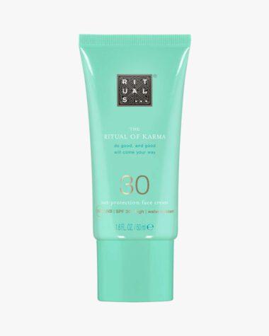 Produktbilde for The Ritual of Karma Sun Protection Face Cream SPF30 50ml hos Fredrik & Louisa