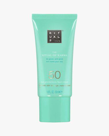 Produktbilde for The Ritual of Karma Sun Protection Face Cream SPF50 50ml hos Fredrik & Louisa