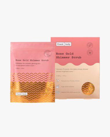 Produktbilde for Rose Gold Shimmer Scrub 220g hos Fredrik & Louisa