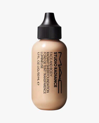 Produktbilde for Studio Radiance Face And Body Foundation 50ml - N0 hos Fredrik & Louisa